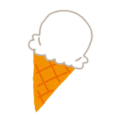 意外とカロリーが低いんです!!レディーボーデン アイス