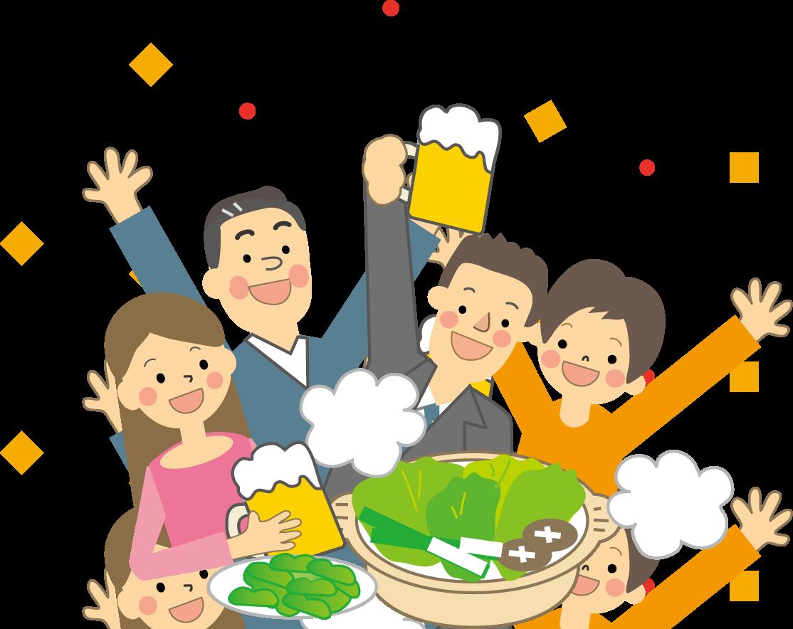 八尾のPOWER SPORTS 忘年会2016に参加!!からの初詣!からの姫始め?